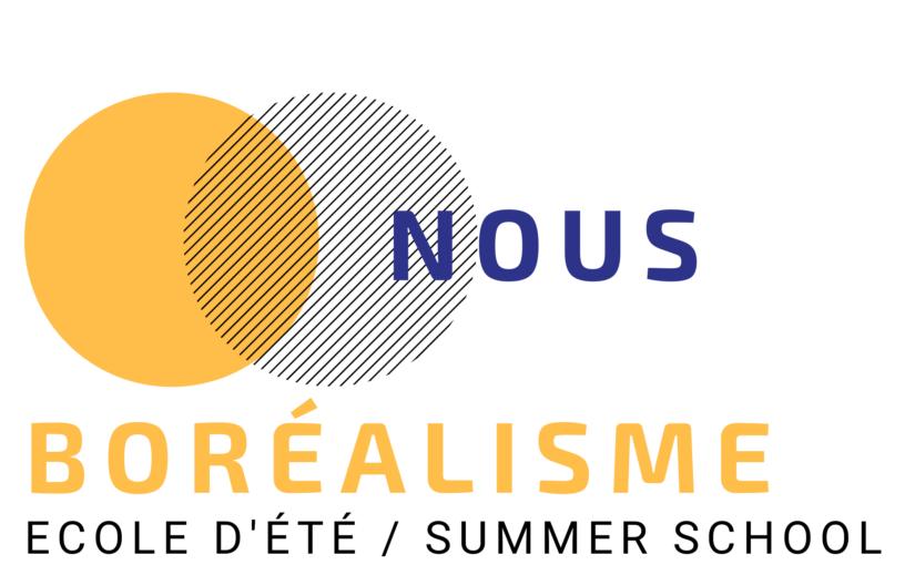 NOUS 2021 : Summer School / Université d'été autour du boréalisme
